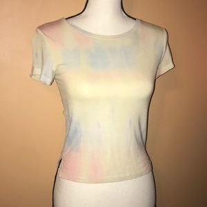 American eagle soft and sexy tie dye tee